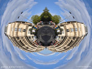 Polar coordinates Paris